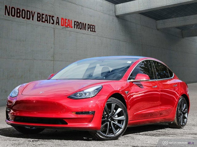 2018 Tesla Model 3 Long Range RWD