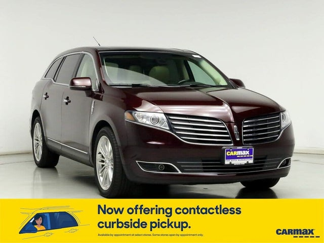 2017 Lincoln MKT Elite AWD