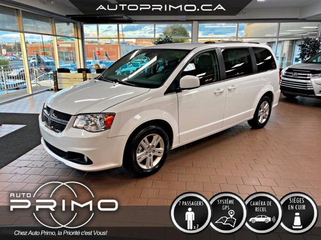 2020 Dodge Grand Caravan Crew Plus FWD