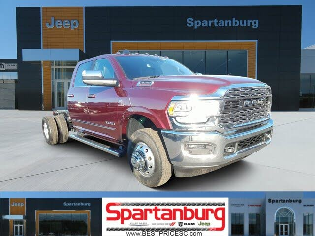 2020 RAM 3500 Chassis Limited Crew Cab DRW 4WD
