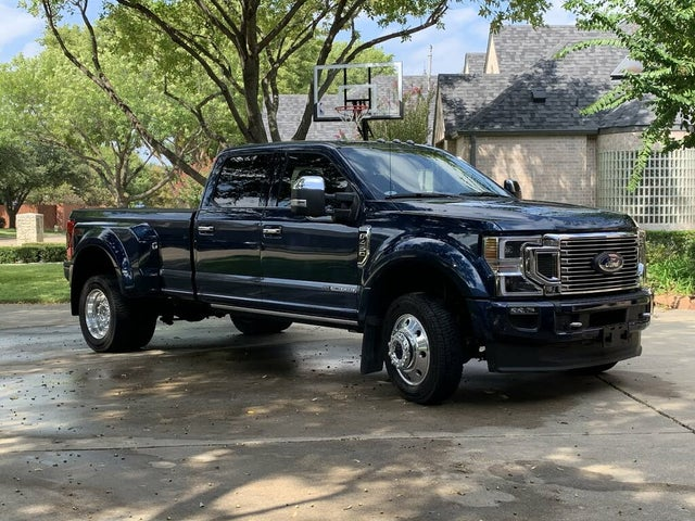 Used Ford F 450 Super Duty Platinum For Sale Near Me Cargurus