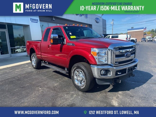 2016 Ford F-350 Super Duty Lariat SuperCab 4WD
