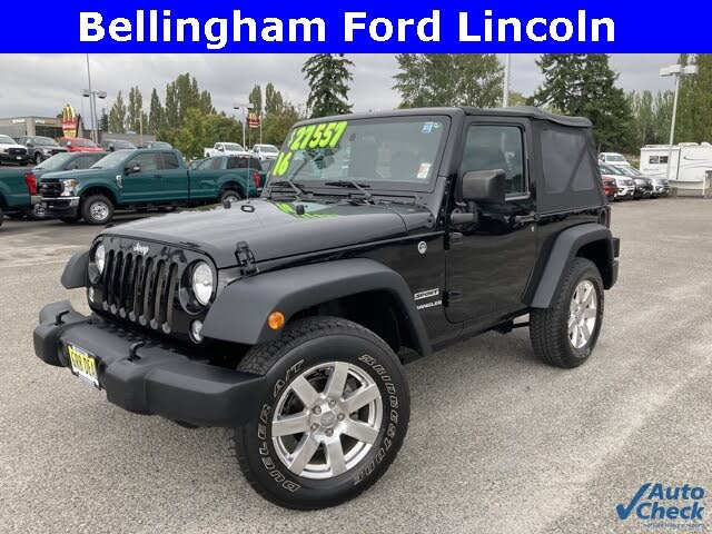 Used 2015 Jeep Wrangler For Sale Right Now Cargurus