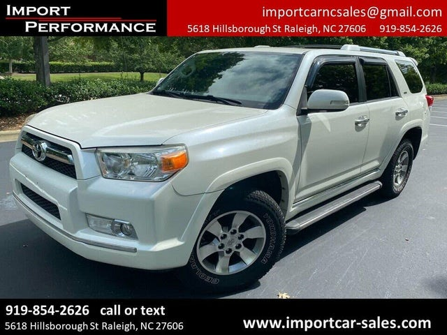 2011 Toyota 4Runner Limited 4WD