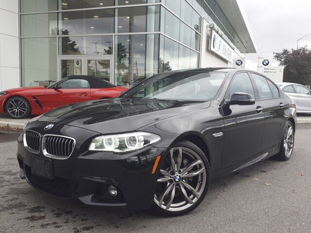 2016 BMW 5 Series 535d xDrive Sedan AWD