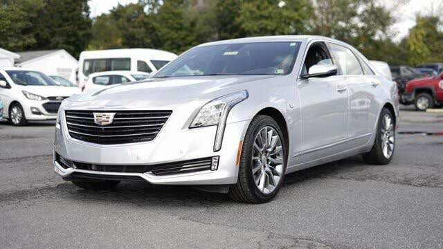 2018 Cadillac CT6 3.6L Luxury AWD