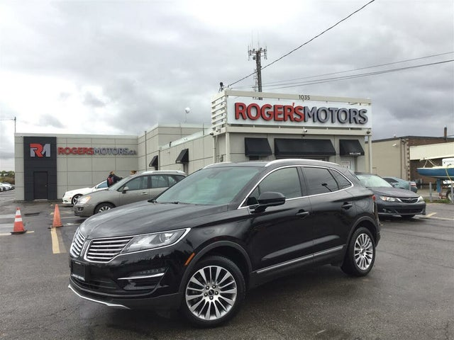 2017 Lincoln MKC Reserve AWD