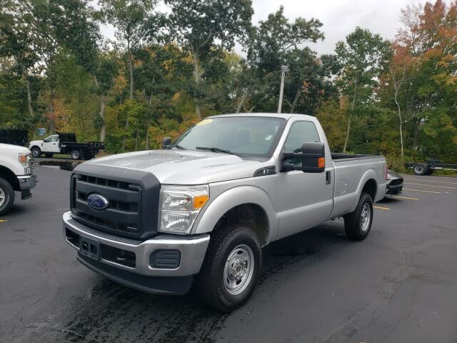 2016 Ford F-250 Super Duty XL LB 4WD