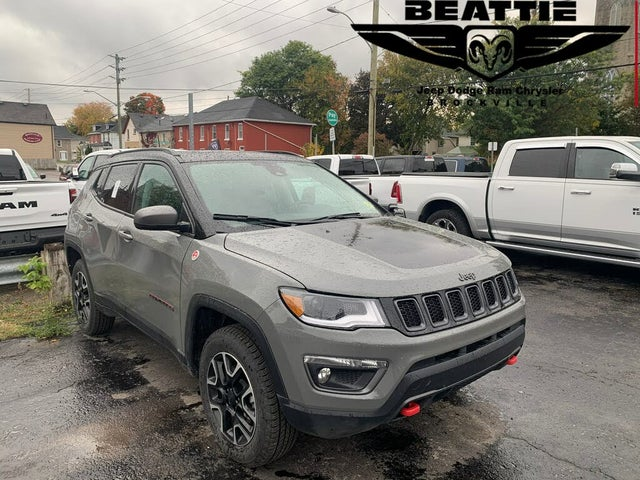 2020 Jeep Compass Trailhawk 4WD