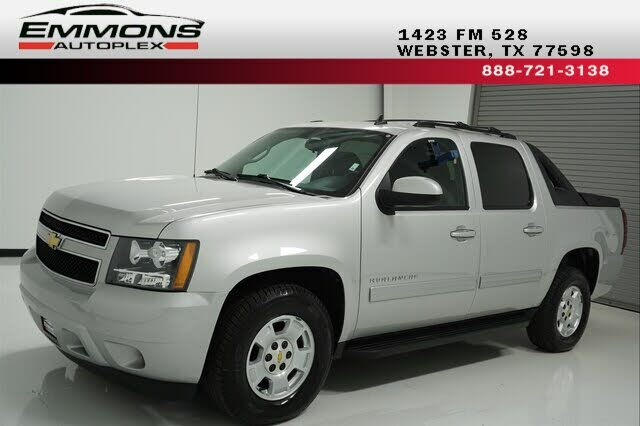 2011 Chevrolet Avalanche LS RWD