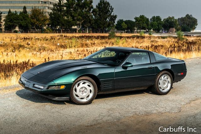 1992 Chevrolet Corvette Coupe RWD