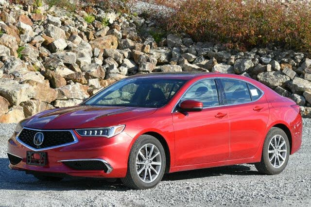 2020 Acura TLX FWD