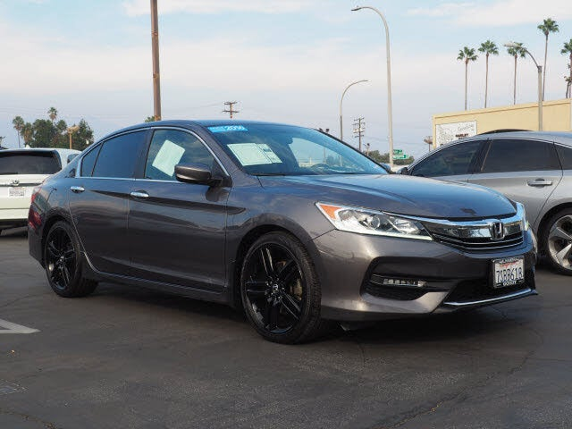 Certified 2016 Honda Accord Sport For Sale in Brownsville