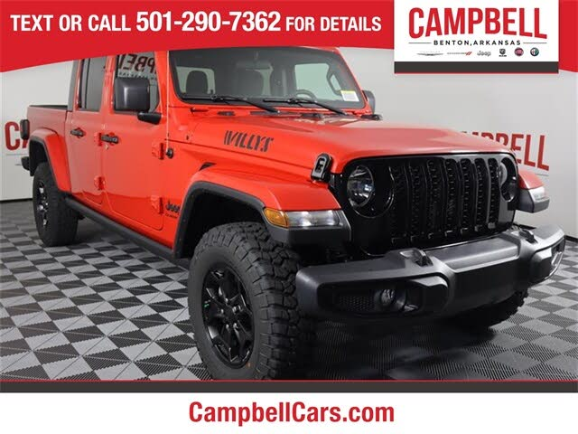 2021 jeep gladiator en venta en little rock ar  cargurus