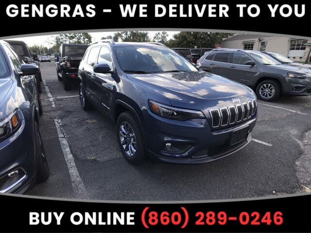 2021 Jeep Cherokee Latitude Plus 4WD