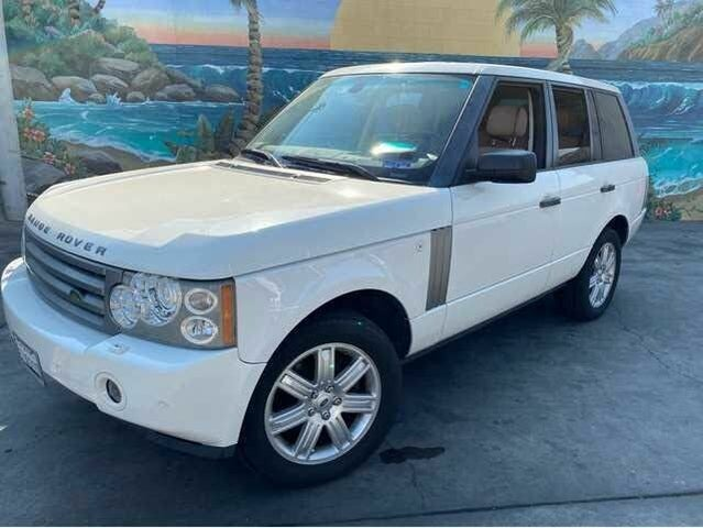 2008 Land Rover Range Rover HSE 4WD