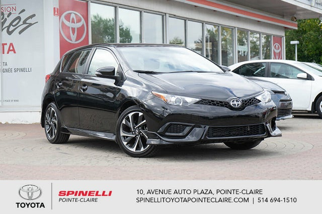 2016 Scion iM Base