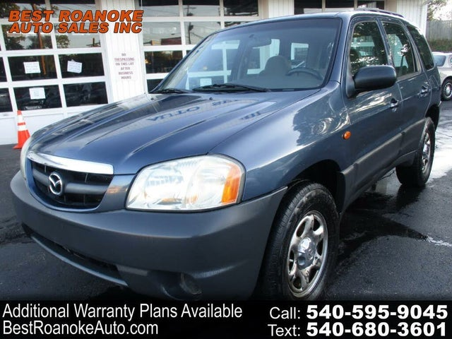 2001 Mazda Tribute DX 4WD