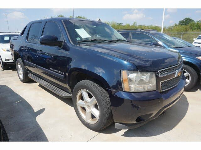 2008 Chevrolet Avalanche 2LT RWD