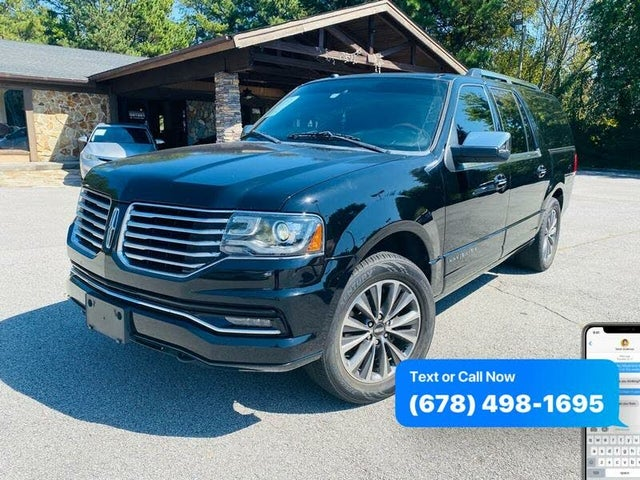 2016 Lincoln Navigator L Select RWD