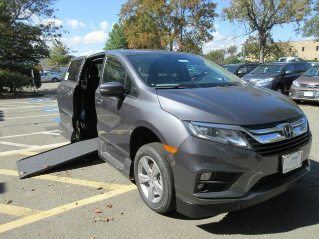 2020 Honda Odyssey EX-L FWD with Navigation and RES