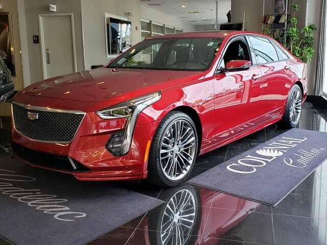 Used 2020 Cadillac Ct6 V For Sale Right Now Cargurus