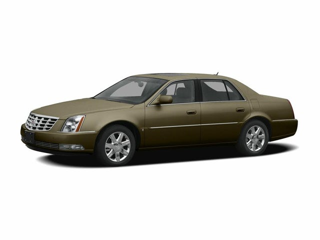 2010 Cadillac DTS Pro FWD with Livery Package