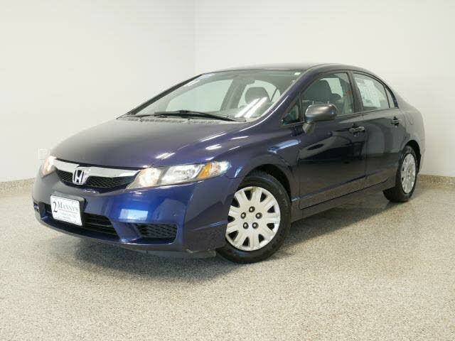 2011 Honda Civic DX-VP