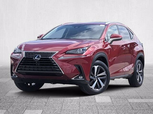 2019 Lexus NX Hybrid for Sale in San Antonio, TX - CarGurus