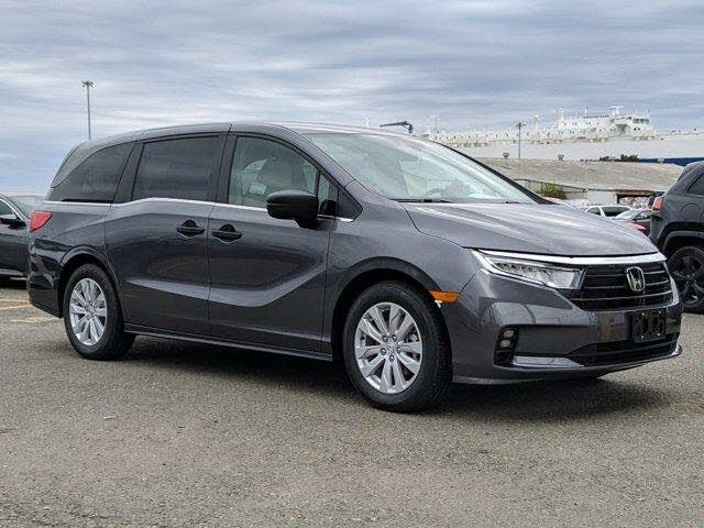 Used 2021 Honda Odyssey LX FWD for Sale Right Now - CarGurus