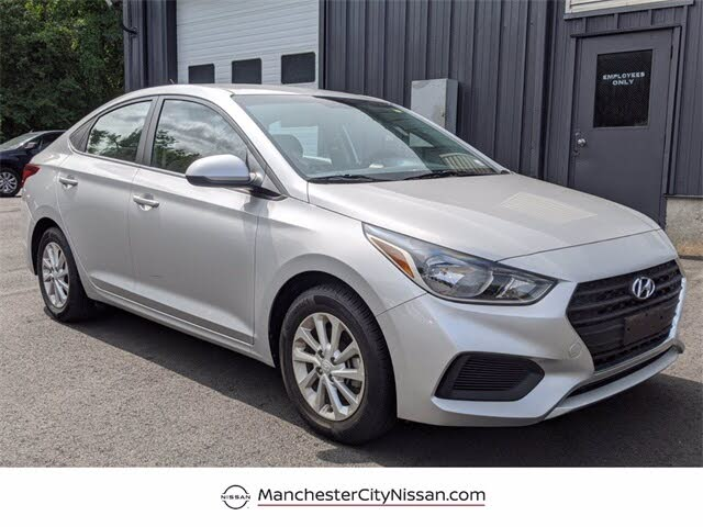 2018 Hyundai Accent SEL Sedan FWD