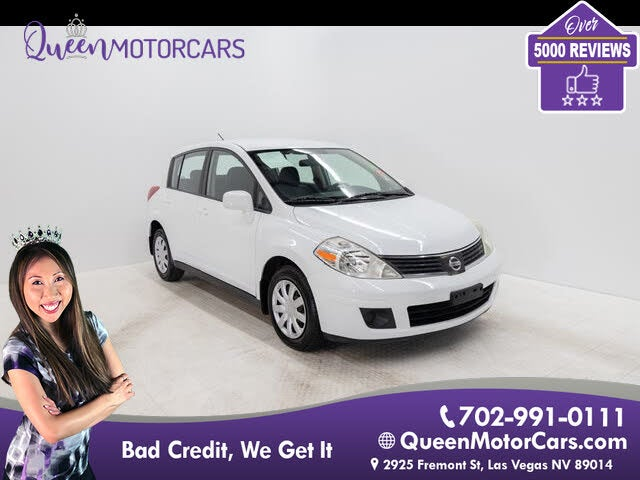 2008 Nissan Versa For Sale In Las Vegas Nv Cargurus