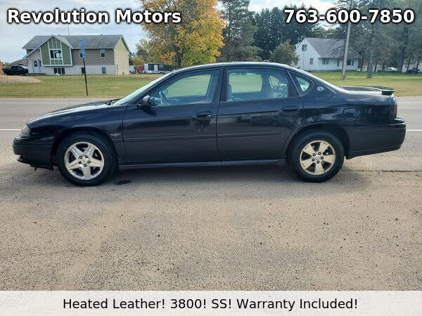 2004 Chevrolet Impala SS FWD