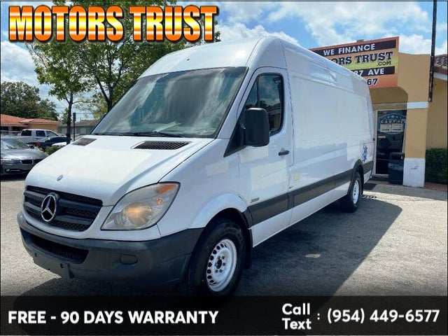 2012 Mercedes-Benz Sprinter Cargo 2500 170 High Roof Extended RWD