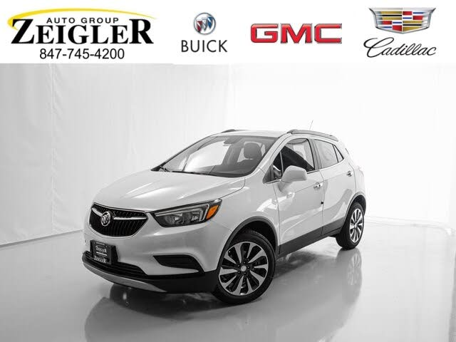 2021 Buick Encore Preferred AWD