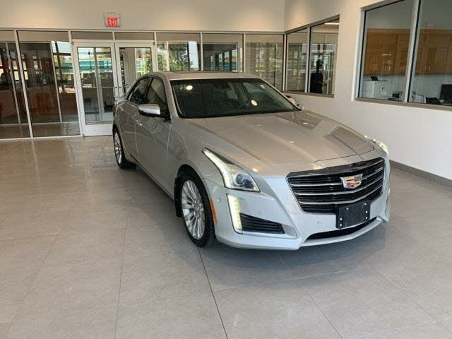 2016 Cadillac CTS 3.6L Performance AWD