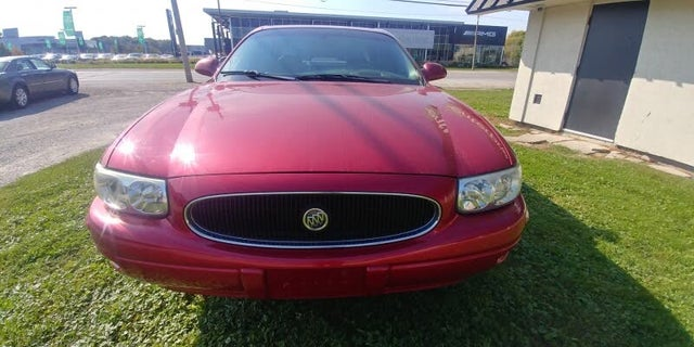 2003 Buick LeSabre Limited Sedan FWD