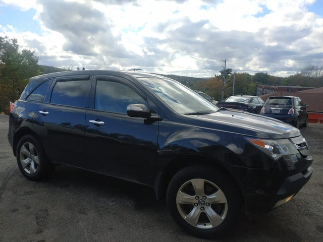 2009 Acura MDX SH-AWD with Elite Package