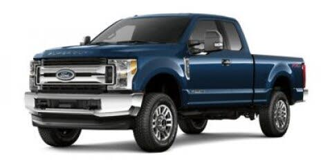 2019 Ford F-250 Super Duty Lariat SuperCab 4WD