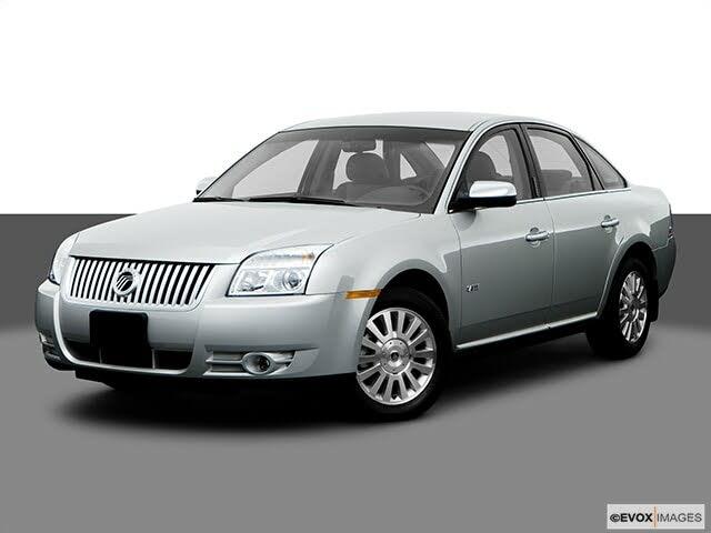 2008 Mercury Sable Sedan FWD