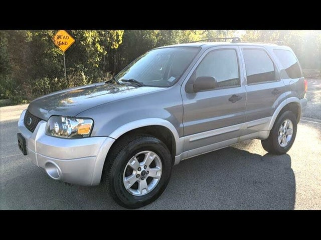2007 Ford Escape XLT FWD