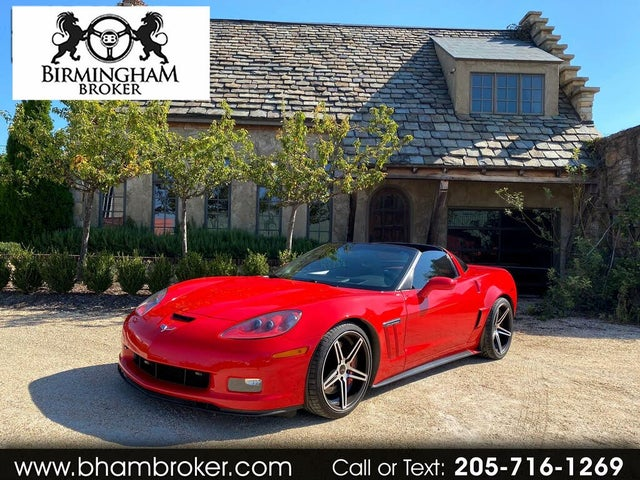 2010 Chevrolet Corvette Z16 Grand Sport 3LT Coupe RWD