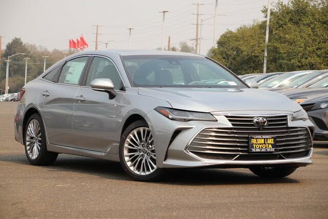 2021 toyota avalon limited fwd for sale in sacramento, ca
