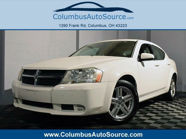 2010 Dodge Avenger Express FWD