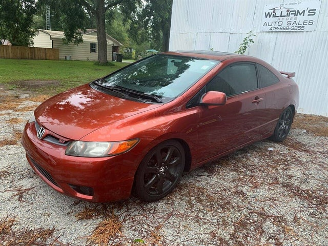 2006 Honda Civic Coupe Si