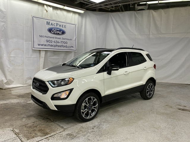 2020 Ford EcoSport SES AWD