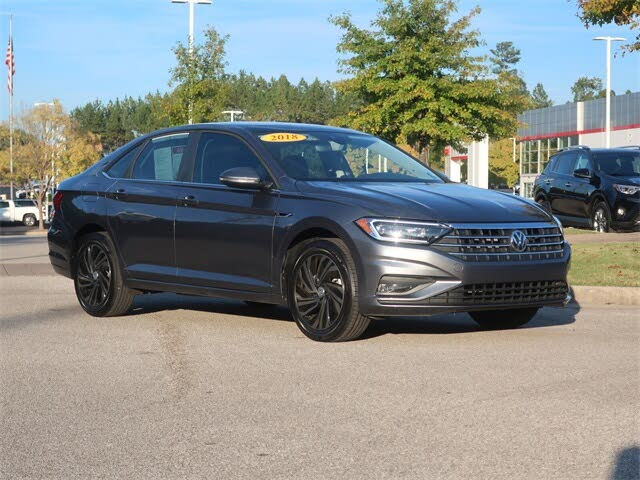 2019 Volkswagen Jetta 1.4T SEL Premium FWD with Cold Weather Package
