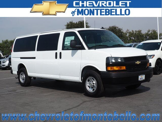 2020 Chevrolet Express 3500 LS Extended RWD