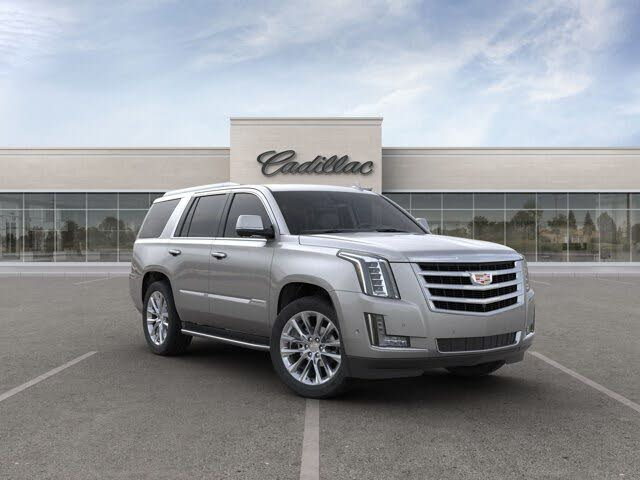 2020 Cadillac Escalade Luxury 4WD