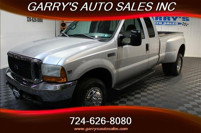 1999 Ford F-350 Super Duty XL SuperCab LB DRW 4WD